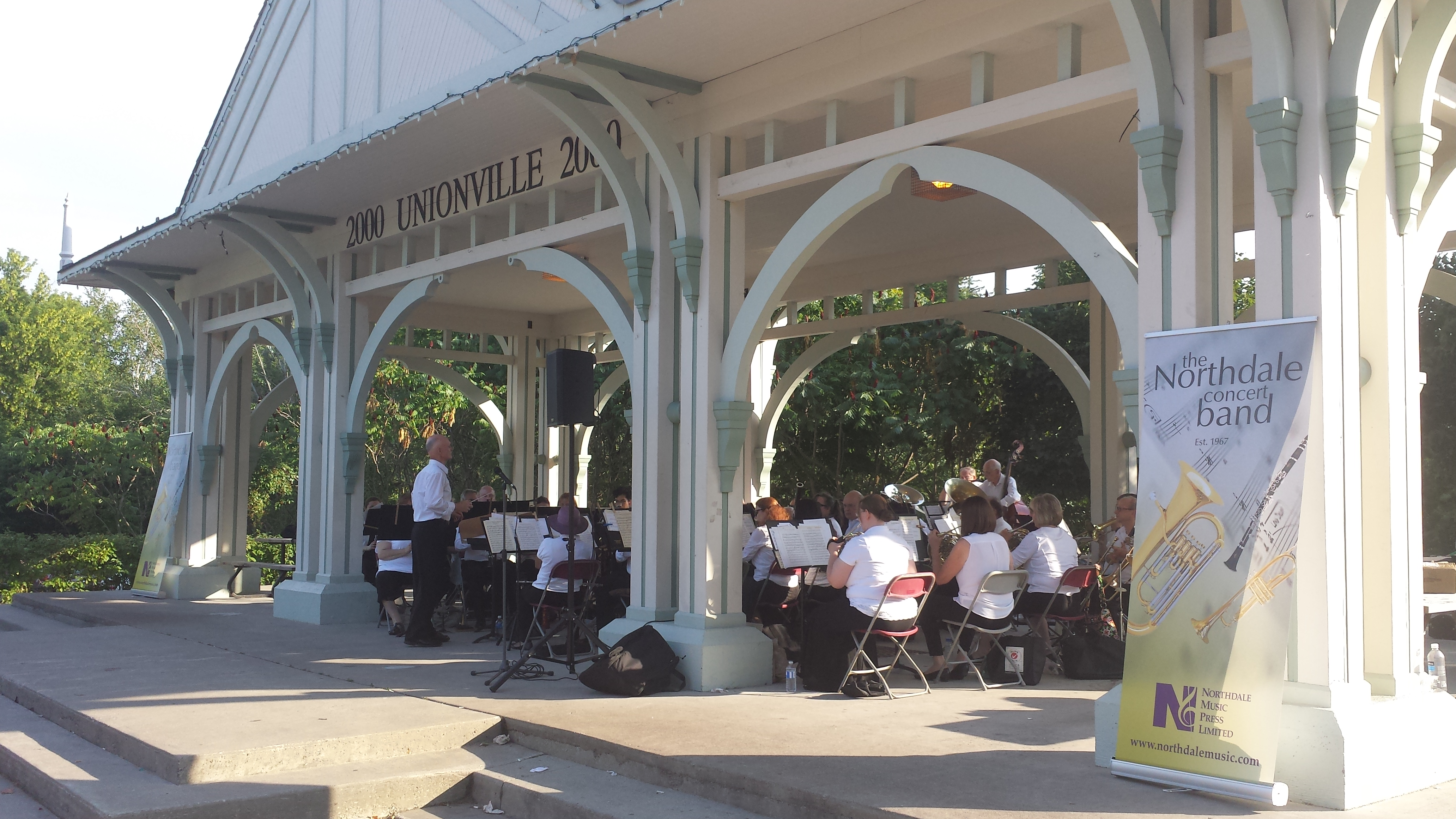 Northdale Concert Band