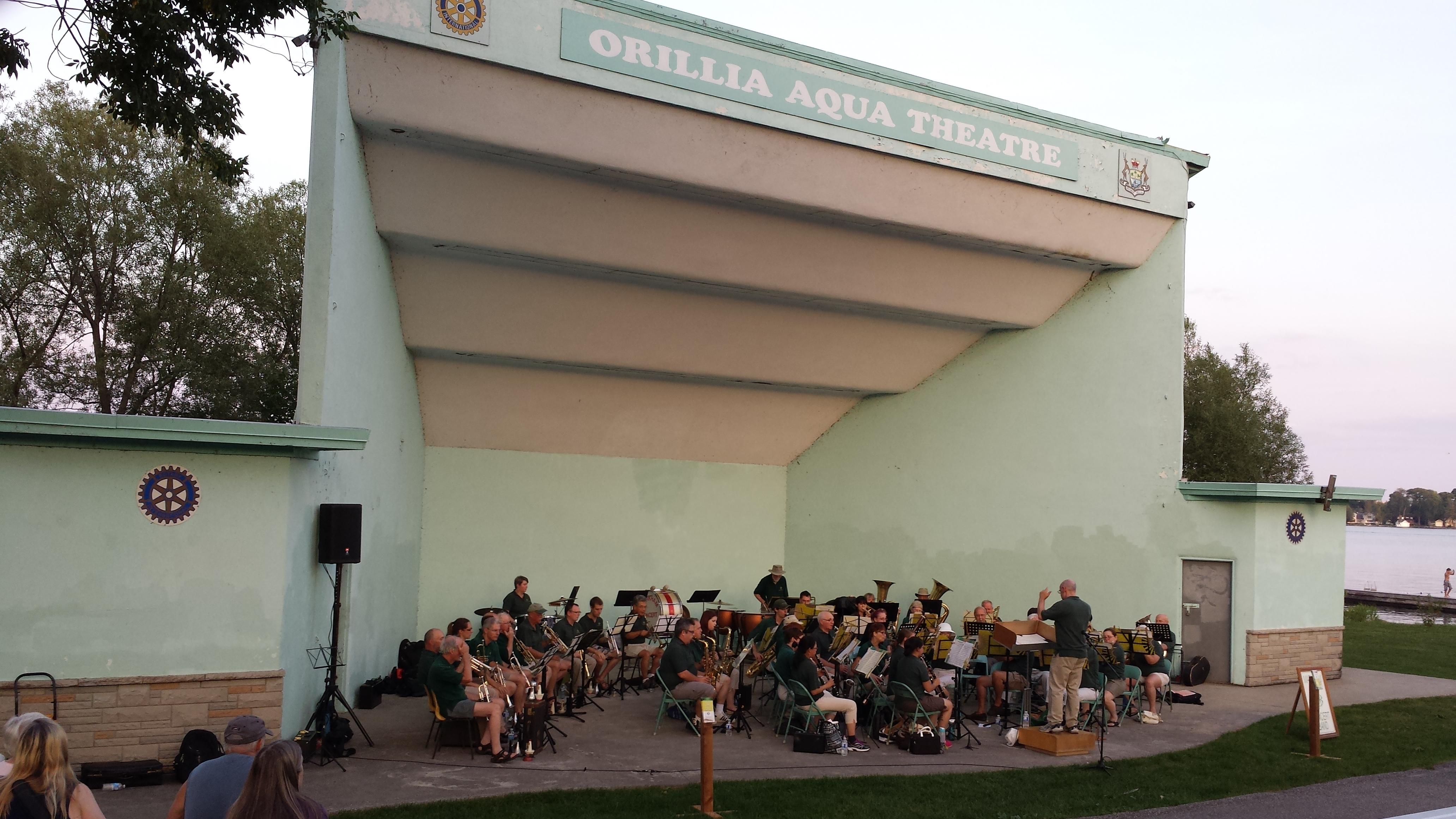 Orillia Aqua Theatre